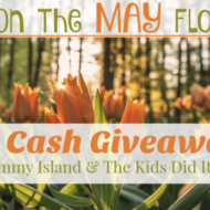 $250 May Flowers Cash Giveaway!