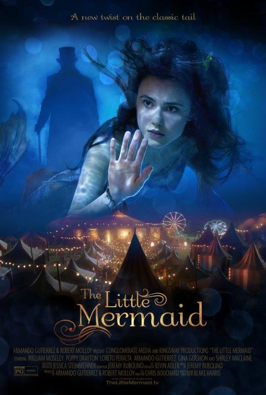 """The Little Mermaid"" is a live-action family film set to show in select AMC Theaters near you on August 17, 2018."