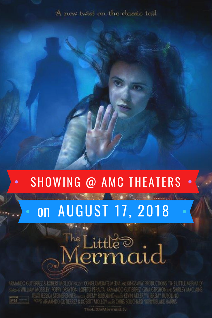 "Inspired by the 1837 Hans Christian Andersen fairy tale rather than the 1989 Disney movie, this fantasy-adventure film follows a young girl who discovers a beautiful, enchanting woman she believes to be the real ""Little Mermaid"" of lore."