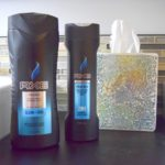 Back To School Personal Grooming Tips with AXE Blue Phoenix Products