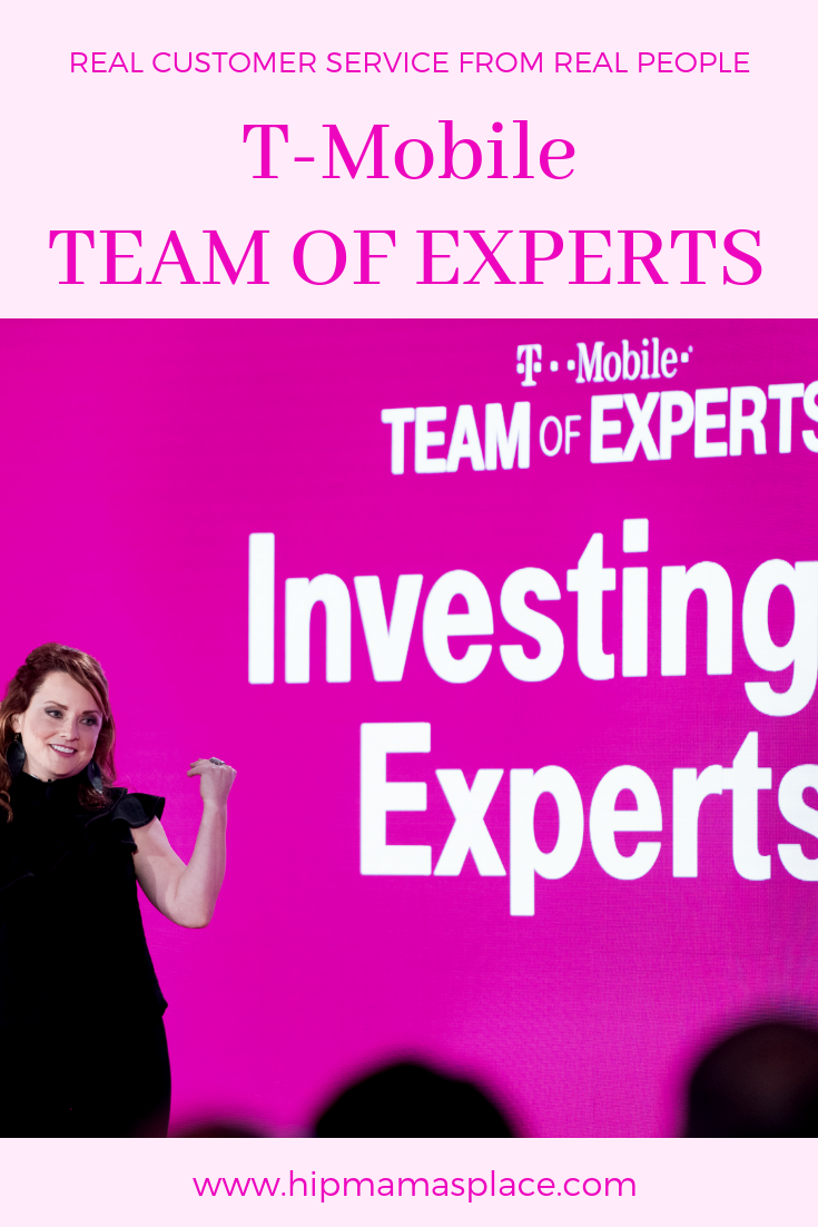 T-Mobile Team of Experts: A New and Better Customer Service