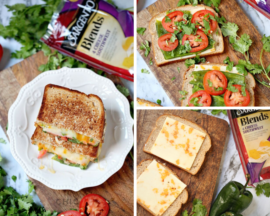 What goes best with a homemade soup? An ooey gooey grilled cheese sandwich, of course! Try my recipe for Southwest Grilled Cheese Sandwiches that you and your family will love! Get the recipe @ www.hipmamasplace.com today! #Sargento #Ad