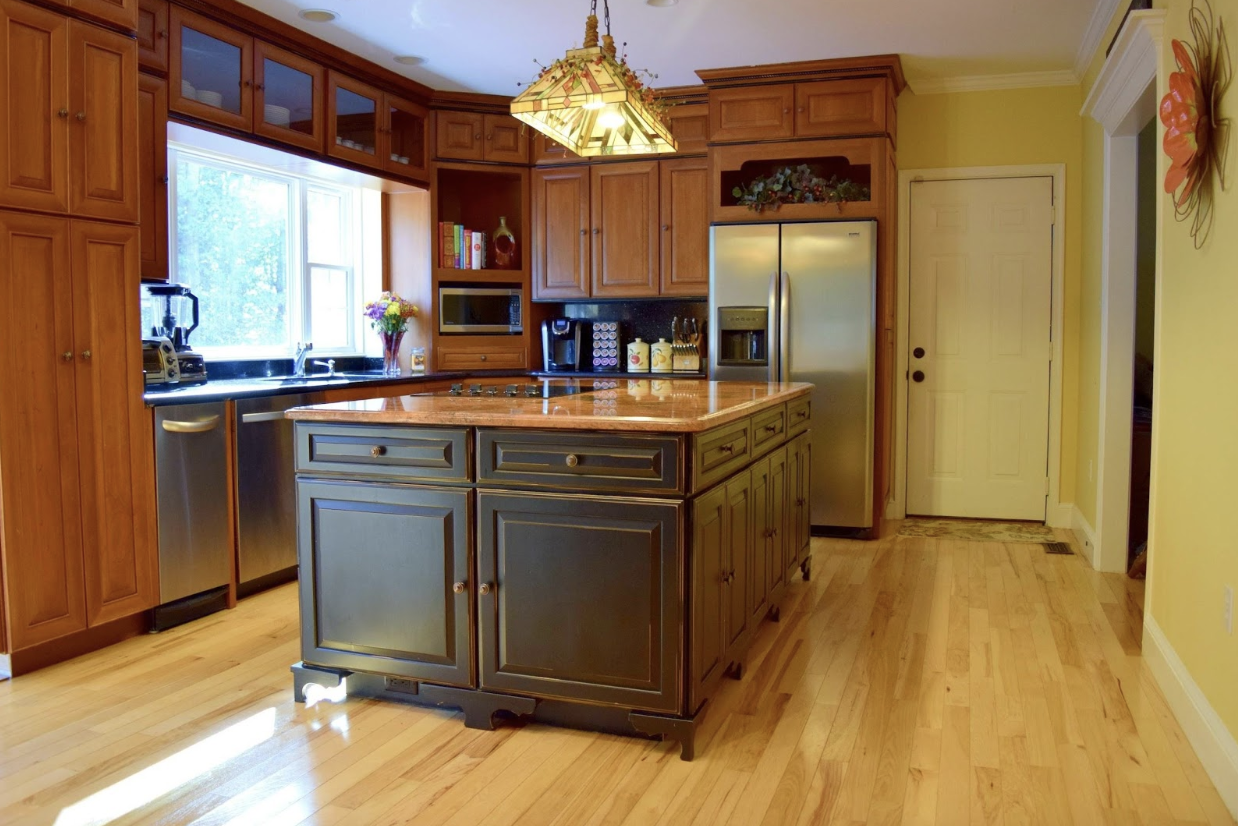 The kitchen is truly the heart of your home. Here are 8 easy and budget-friendly ways to improve your kitchen so that you can enjoy many more years in the heart of your home.