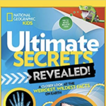 National Geographic Kids Books Holiday Prize Pack Giveaway Worth $152!