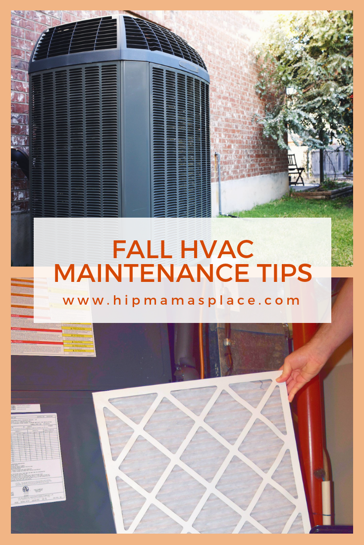 Fall is one of the most beautiful times of the year and it's also the perfect time to think about your home's heating needs. Here are 5 Fall HVAC maintenance tips you need! Read the full article @ wwww.hipmamasplace.com