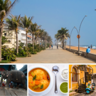 How to See Pondicherry, India in 3 Days