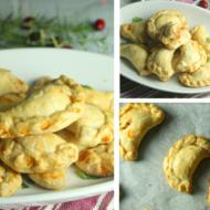 Festive Pork and Cheese Empanadas