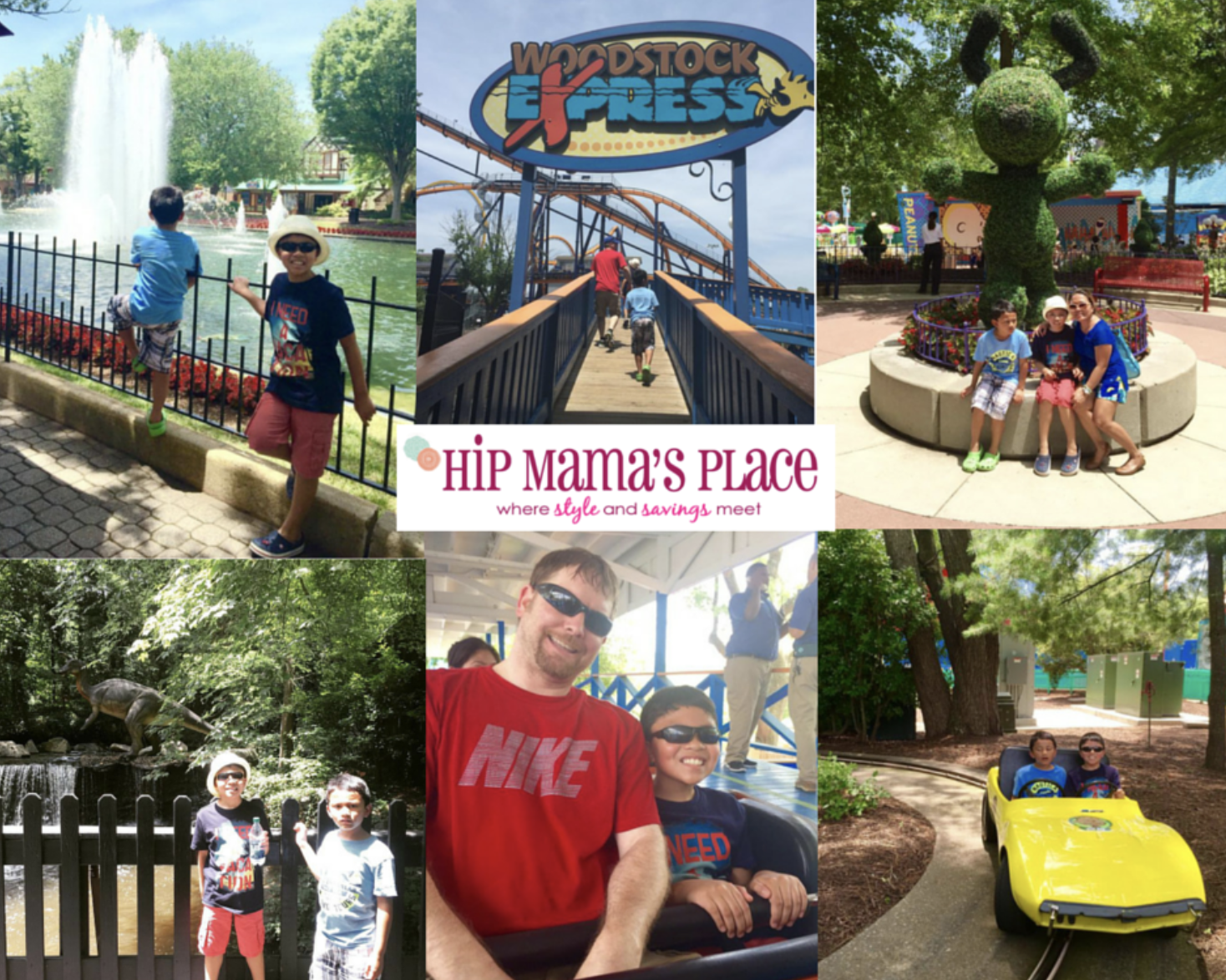 Kings Dominion Soak City review Doswell, Virginia