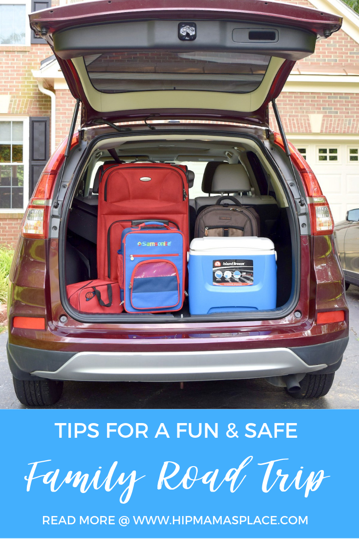 Taking a family road trip is one of the best things you can do for your family. Here are some tips for a fun and safe family road trip! #travel #traveltips #roadtrips #travelblog #travelblogger #lifestyle #lifestyleblog