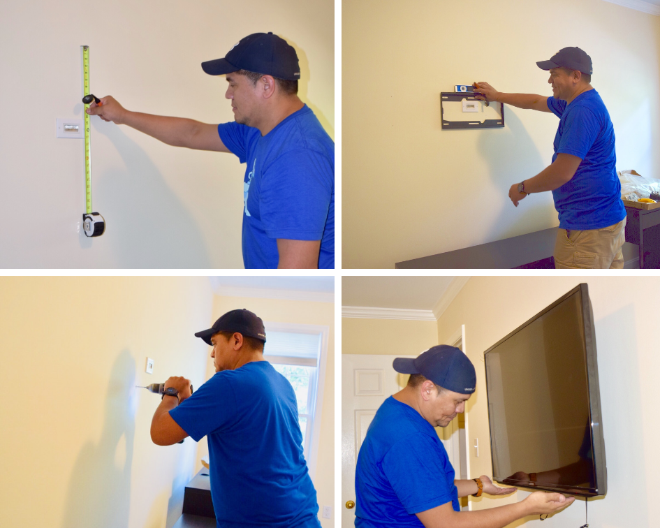 Need help with small home chores? Hire a Puls technician!