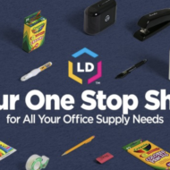 Affordable Ink and Toner at LD Products + Win a Trip for Two to Las Vegas!