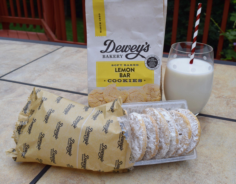 Dewey's Bakery Soft Baked Lemon Bar Cookies