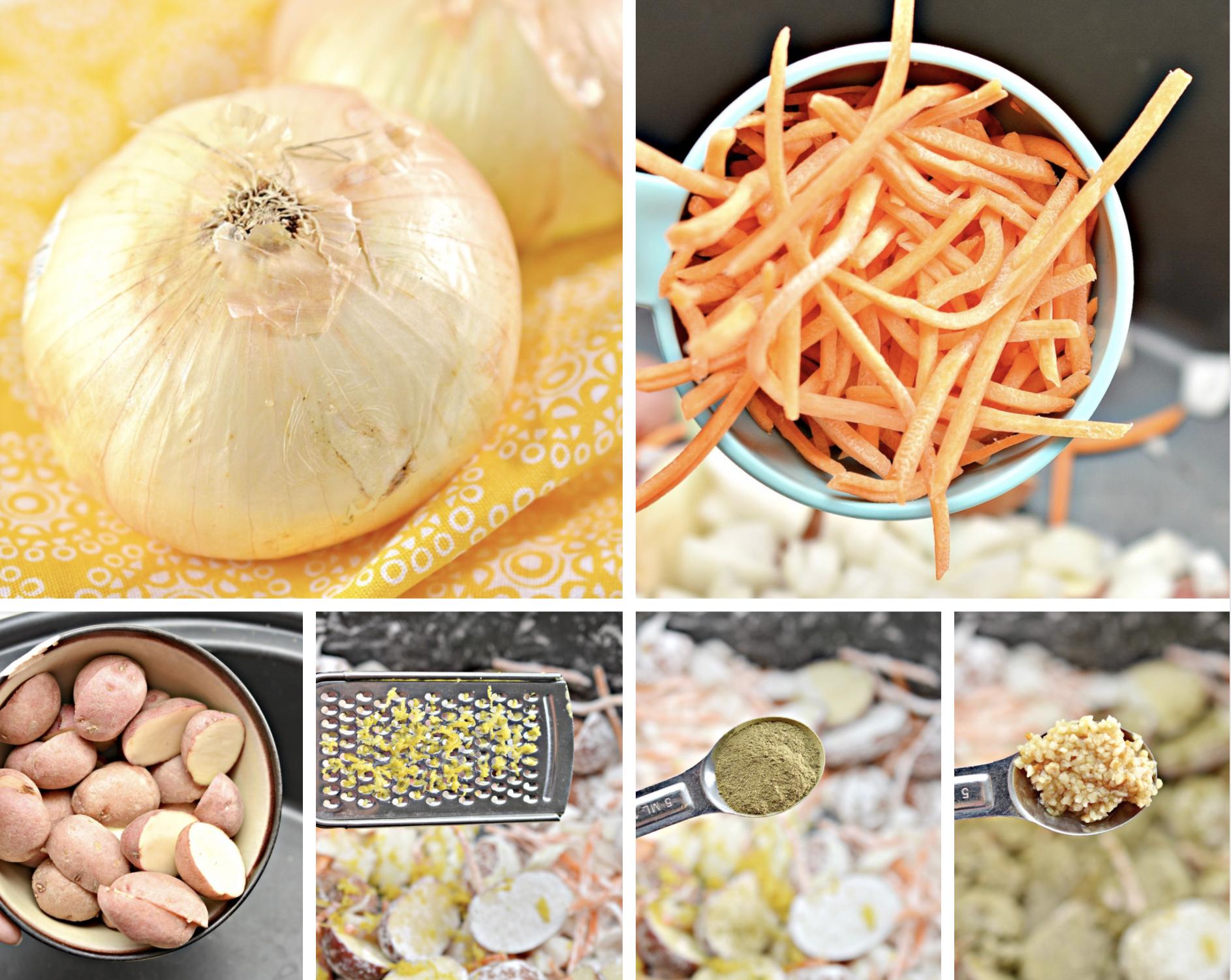 Chicken stew recipe ingredients