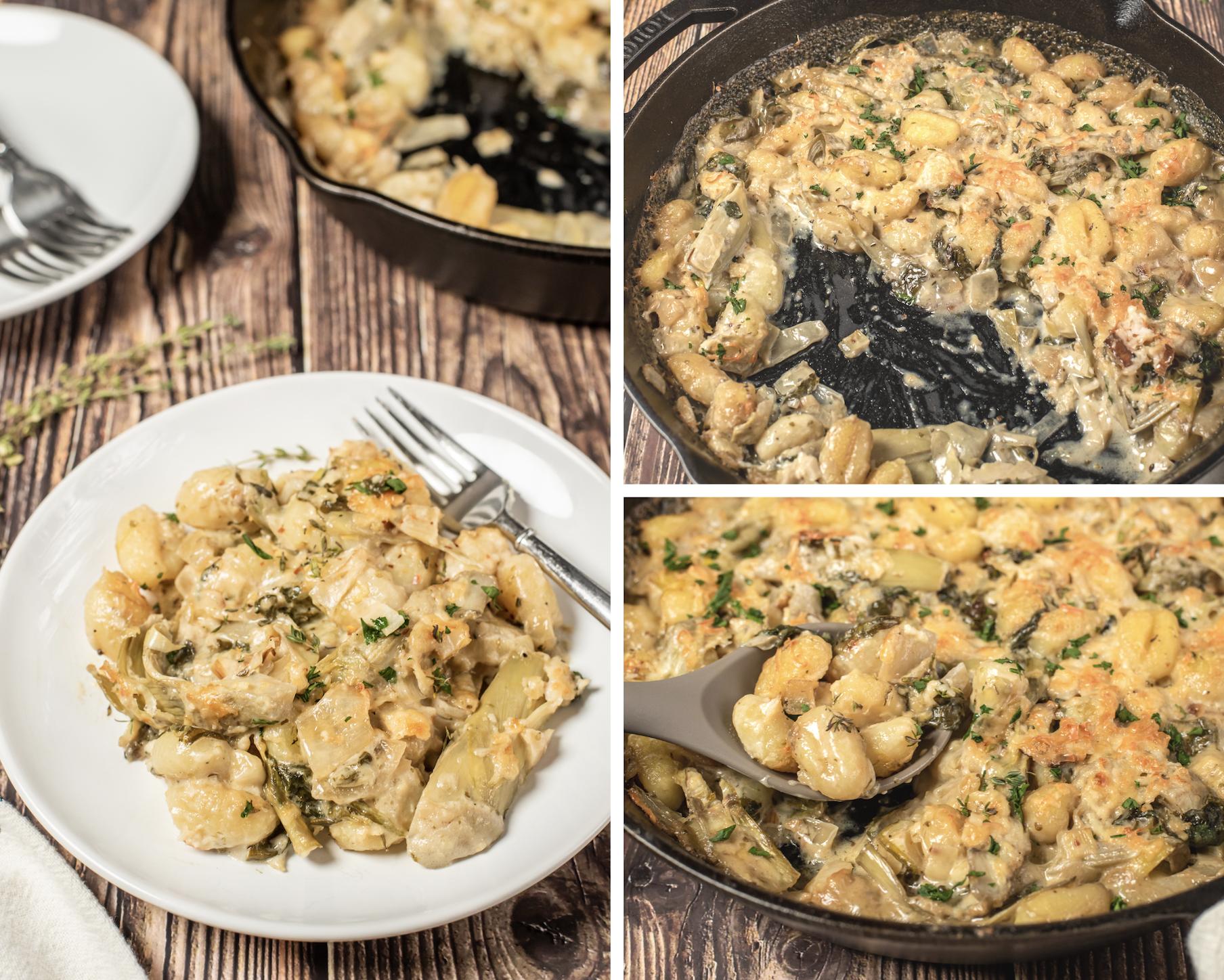 baked gnocchi recipe