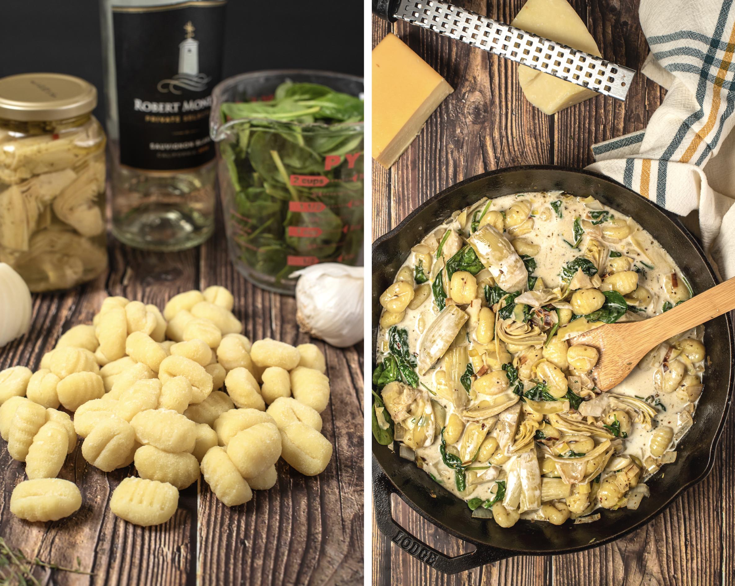baked gnocchi ingredients
