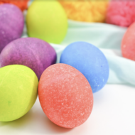 How to Make Rice Dyed Easter Eggs (Step by Step)