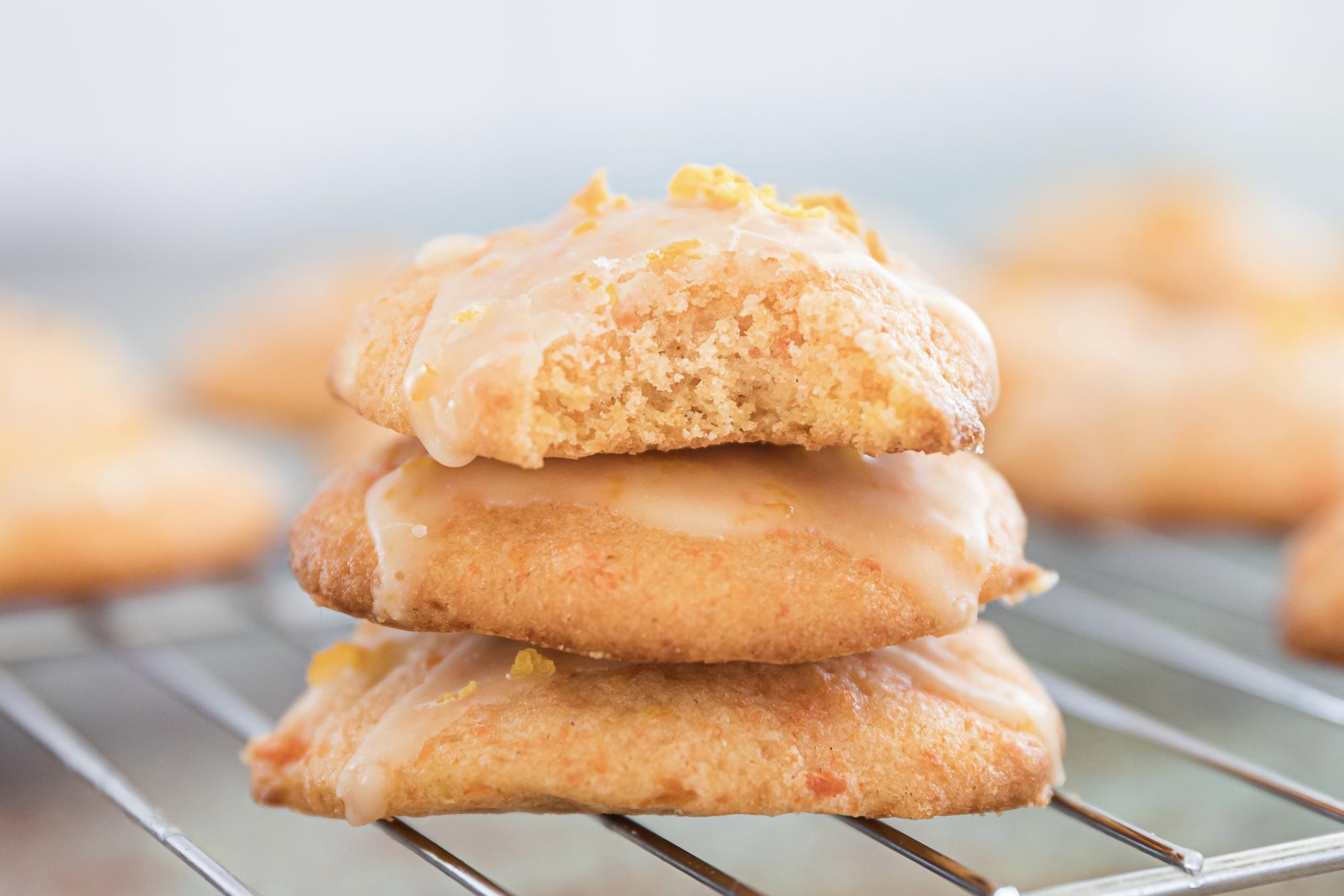 orange carrot cookies recipe
