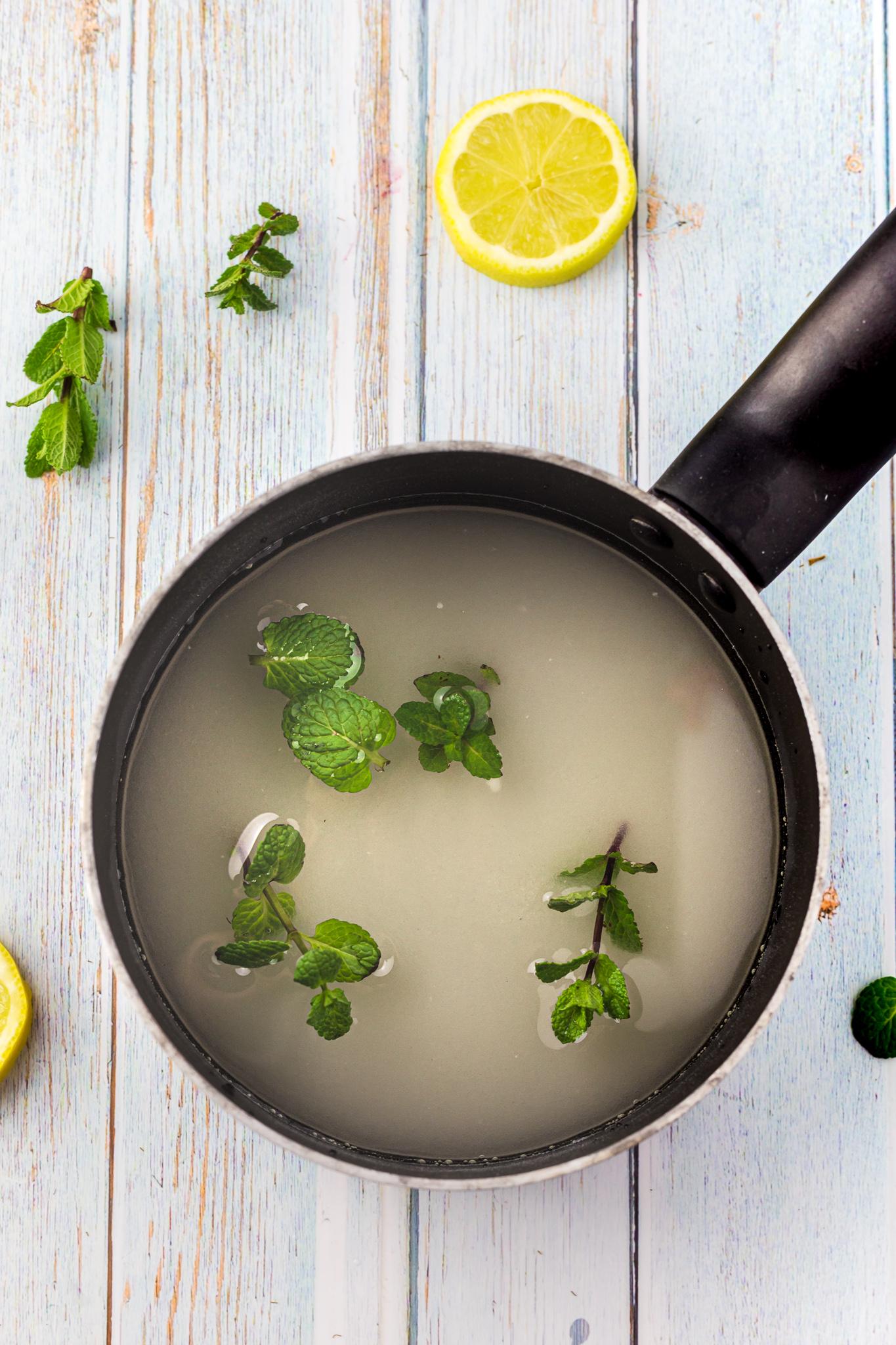 how to make sparkling lemonade