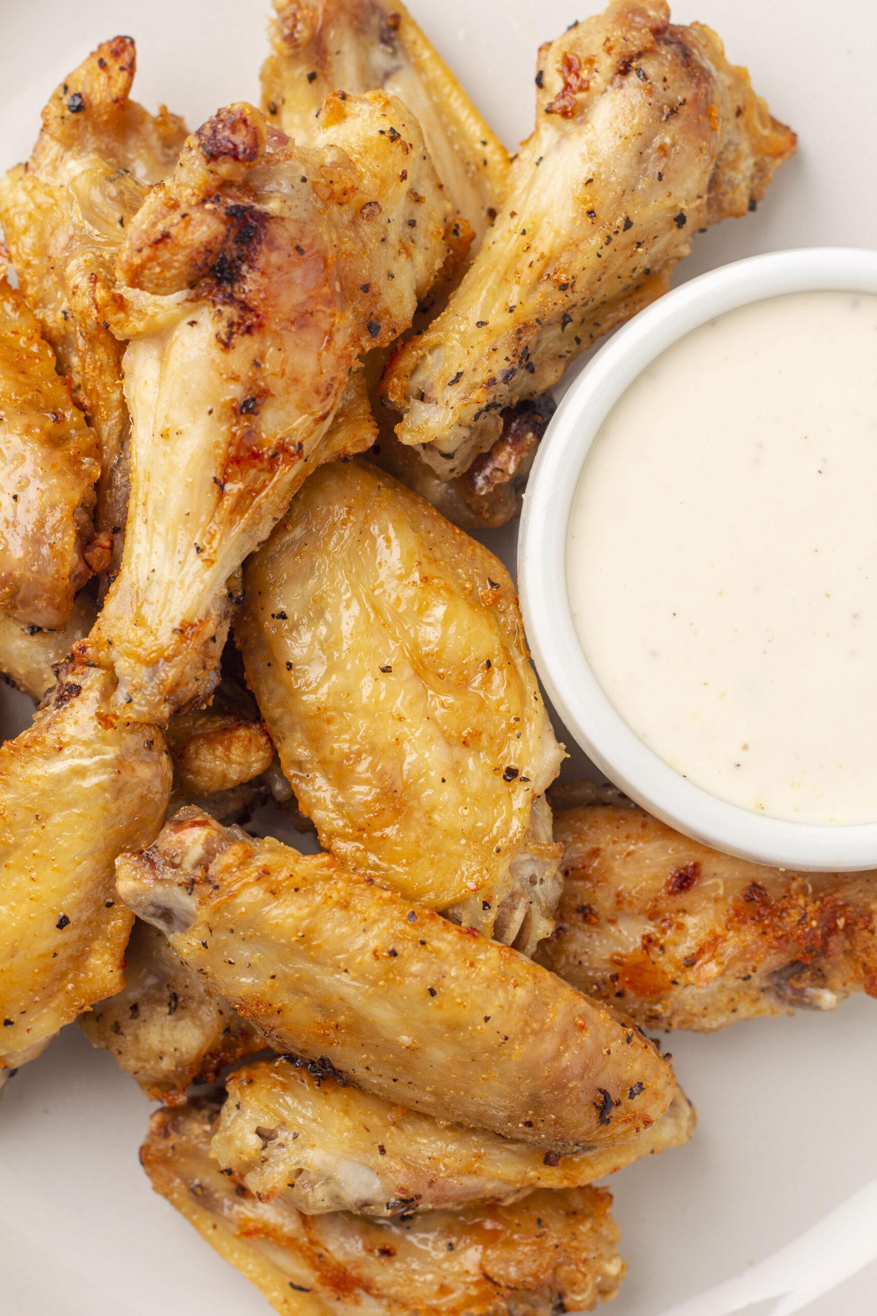 chicken wings air fryer recipe